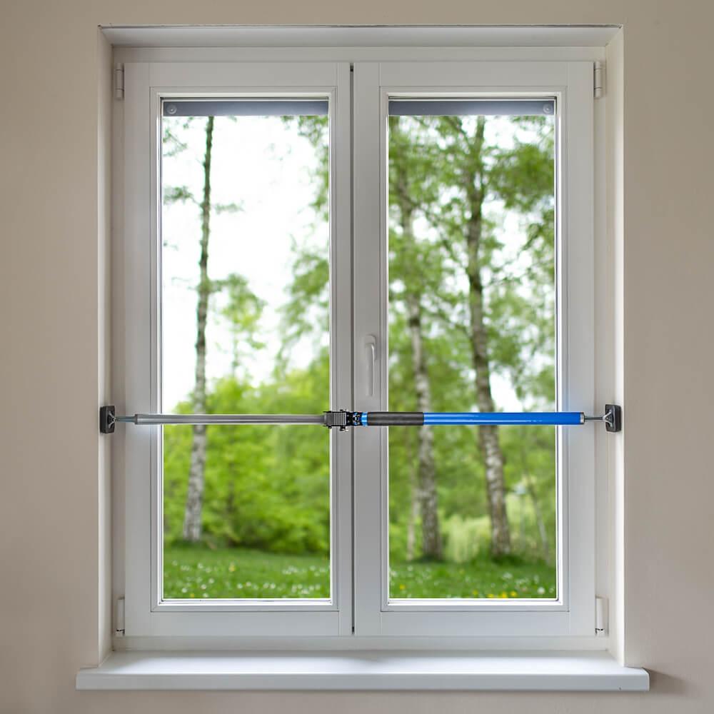 ab115 sicherungsstange fenstersicherung t rsicherung einbruchsch. Black Bedroom Furniture Sets. Home Design Ideas