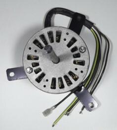 ALLEGRA Lüftermotor RL 550 / RL 525