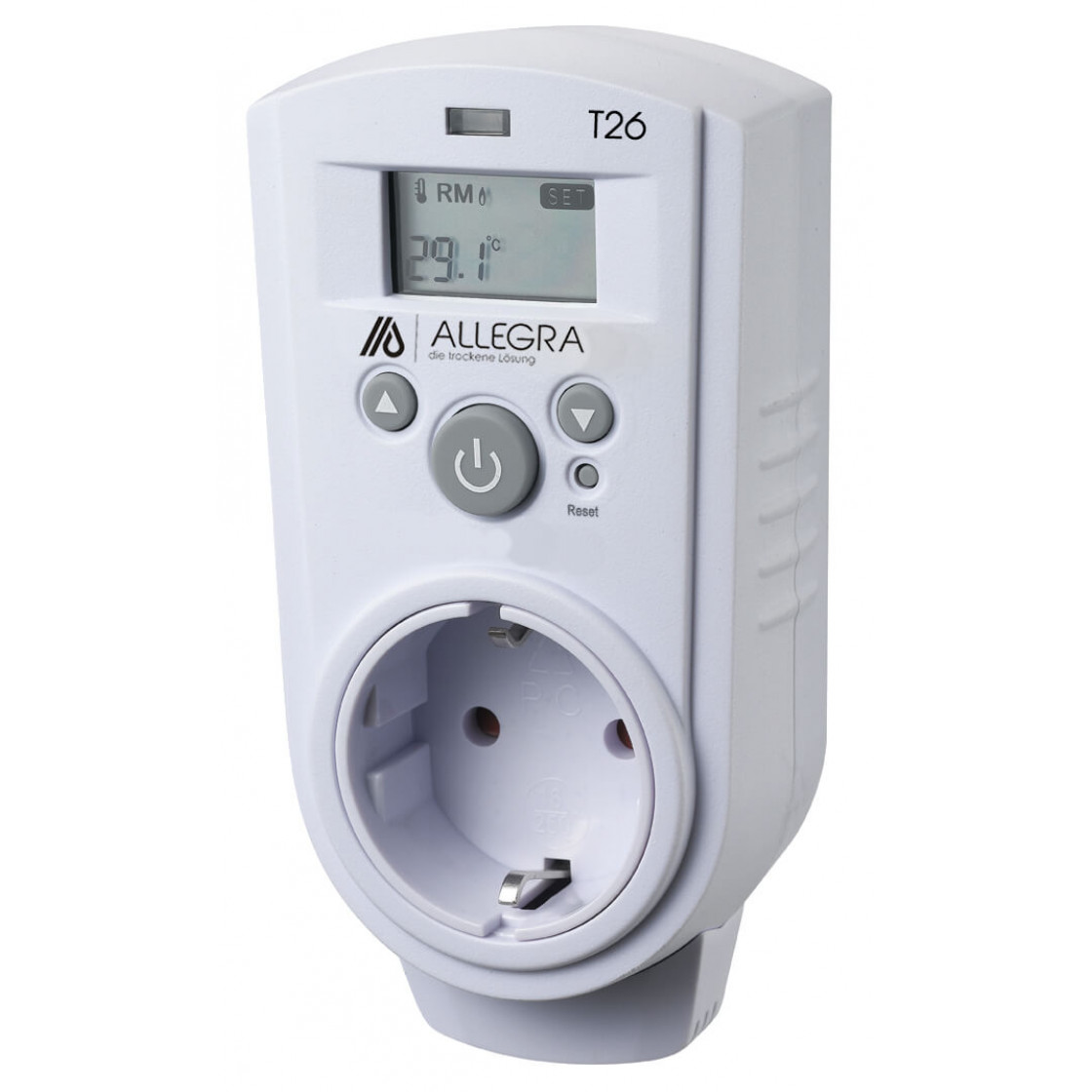 ALLEGRA Steckdosenthermostat T26