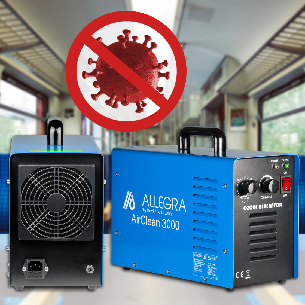 ALLEGRA Air Clean 3000