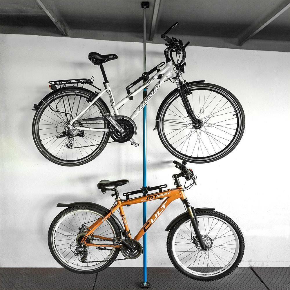 ALLEGRA Fahrradständer Fahrrad Halterung Fahrradmontageständer Fahrradaufhängung 1 Stück